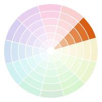 Monochromatic Colour Palette