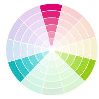 Triadic Colour Palette