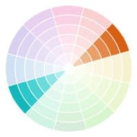 Complementary Colour Palette