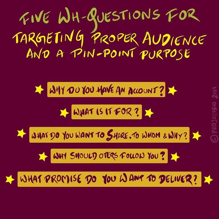 audience targetting